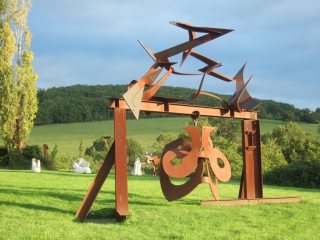 Mark Di Suvero - Gauguin